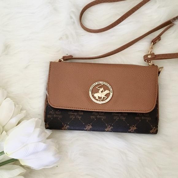 bd3051db921f Beverly Hills Polo Club Handbags - BEVERLY HILLS POLO CLUB Sling Bag    Wrislet